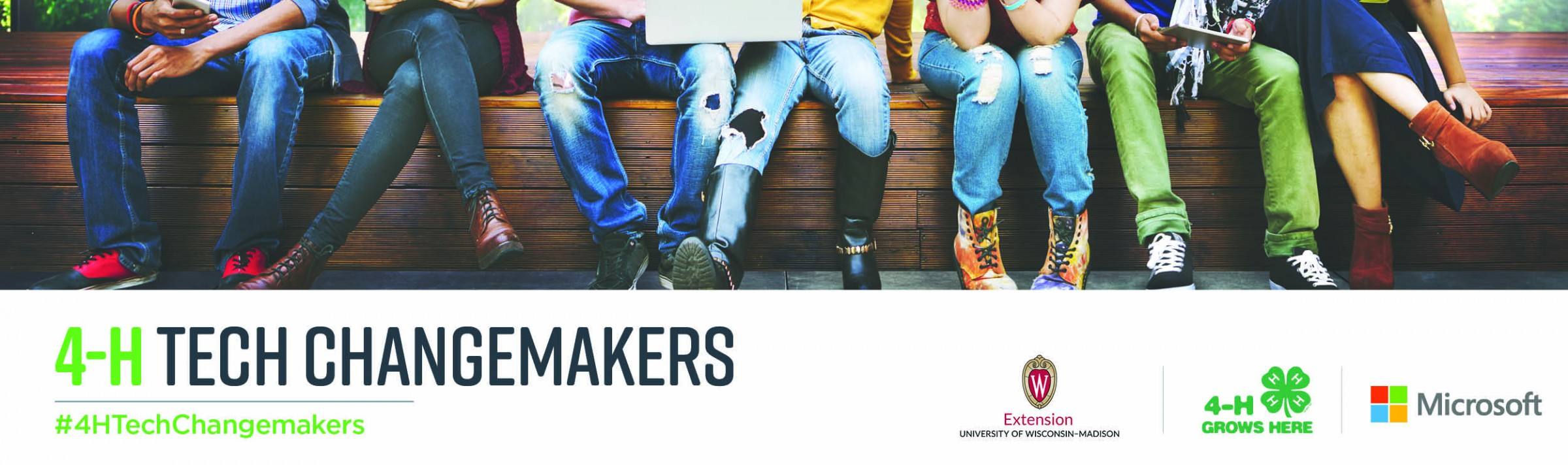 Register for 4-H Tech Changemakers Forest County!