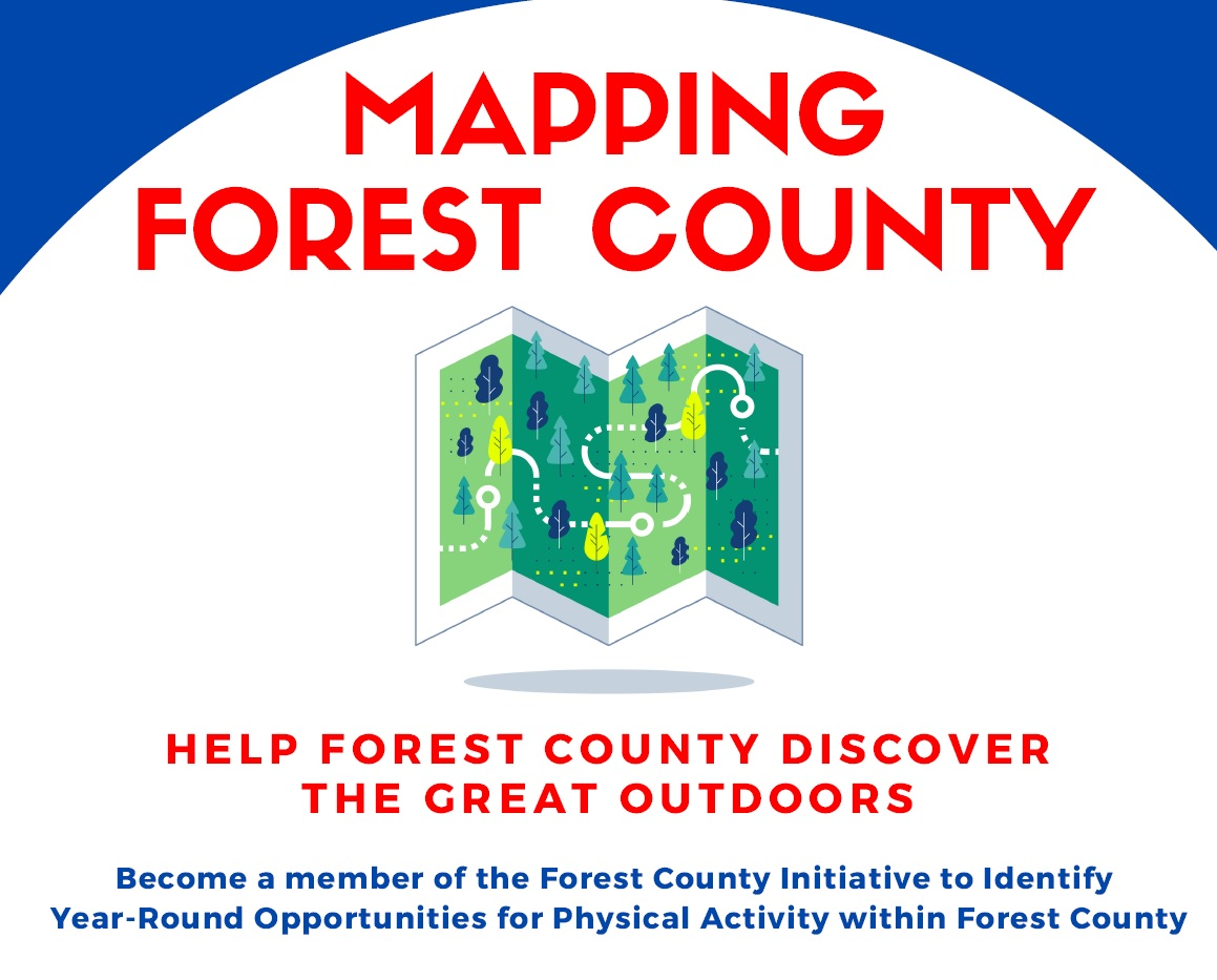 Register for Mapping Forest County